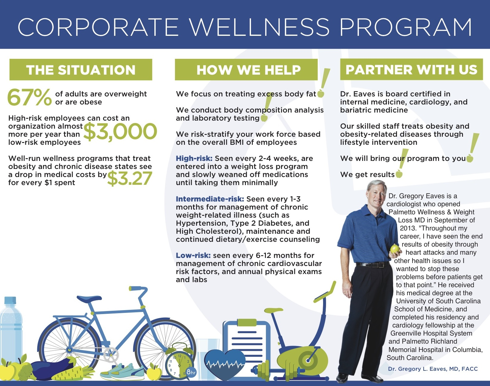 Corporate Wellness Brochure