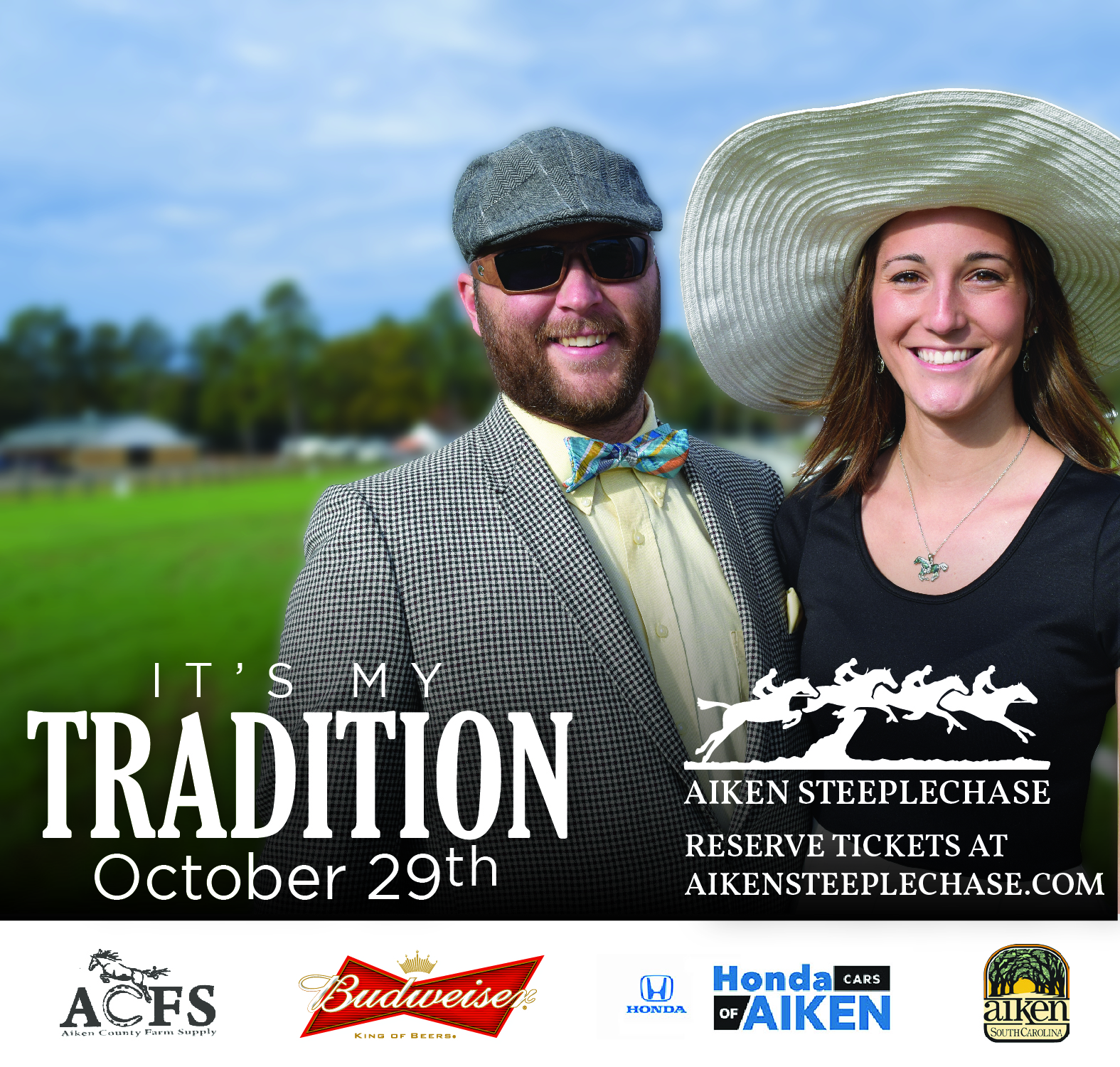 Aiken Steeplechase Ads